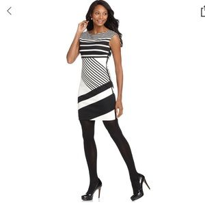 Maggy London striped dress